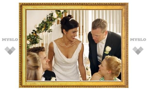 Свадебный бум в Туле отменен