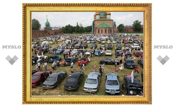 "В Туле прошла ""Автострада 2012"""