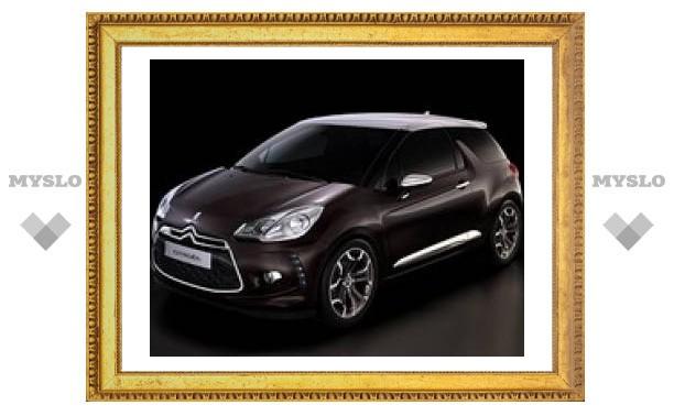 Citroen представил конкурента Mini