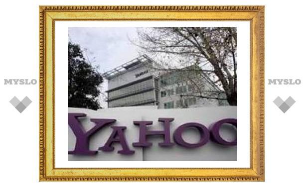 Yahoo может заключить союз с Google