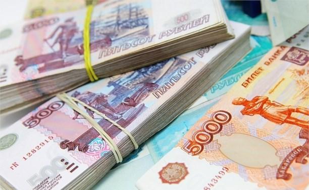 За нападение на полицейских с ножом тулячка заплатит 80 000 рублей