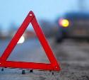 На Пролетарском мосту столкнулись три автомобиля