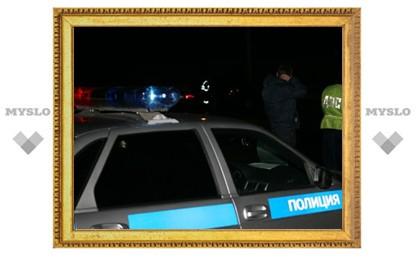 В Туле насмерть разбился водитель иномарки