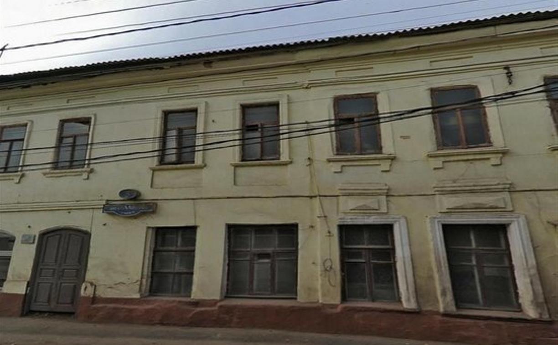 Здание тульского Союза металлистов признали объектом культурного наследия