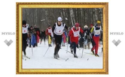Тульские ориентировщики встанут на лыжи