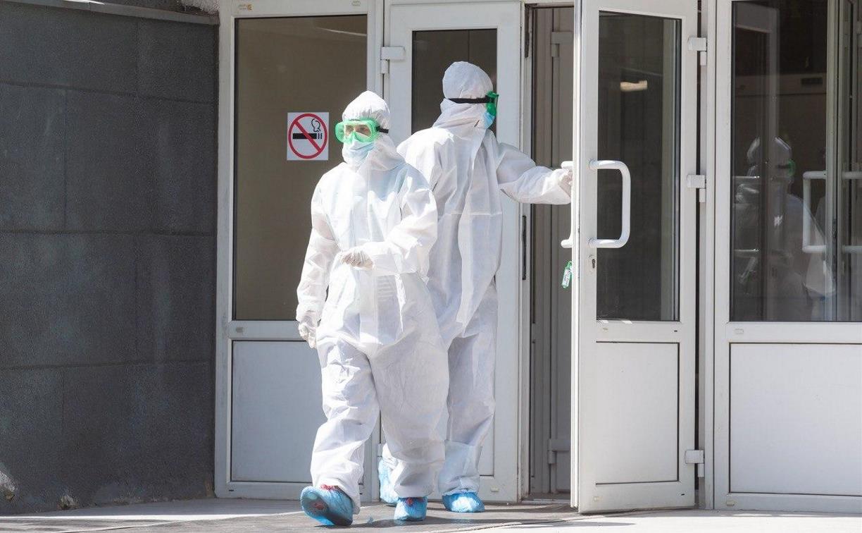 В Тульской области выявлен 91 новый случай коронавируса