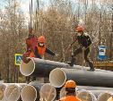 Вода в Заречье: На Обидимо-Упкинском водозаборе меняют трубы 50-летней давности