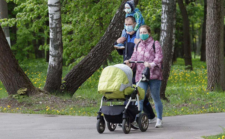 В Тульской области начали выплачивать федеральные пособия на детей