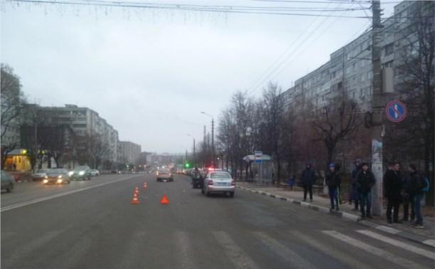 На улице Революции «Шевроле» насмерть сбил женщину
