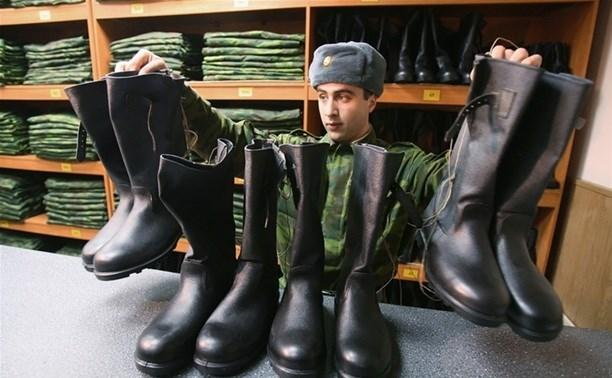 В весенний призыв годным к военной службе признан каждый третий призывник