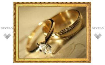 Туляки отметили бриллиантовую свадьбу