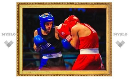 Тульский боксер выиграл бронзу в Иванове