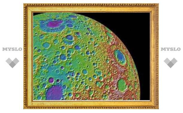 Ученые разделили бомбардировку Луны на два этапа