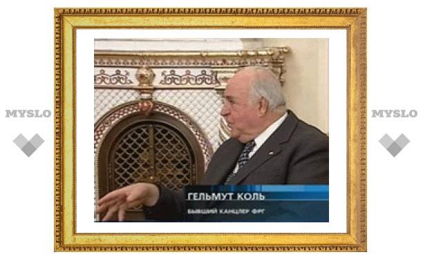 Горбачев выдвинул Гельмута Коля на Нобелевскую премию