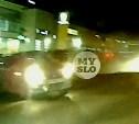 Массовое ДТП с восемью машинами в Туле снял видеорегистратор