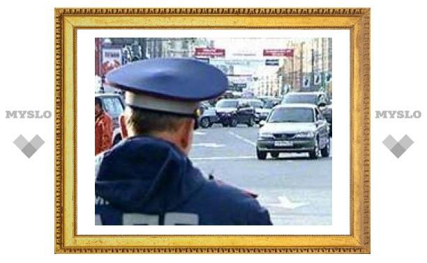 В Тульской области насмерть сбили пешехода