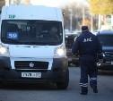 Рейд ГИБДД: В Туле проверили маршрутки и автобусы