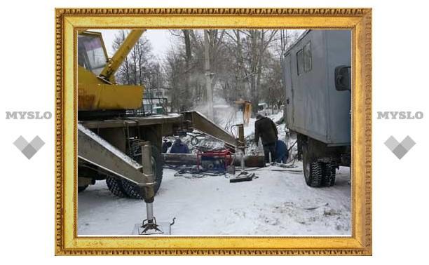 Коммунальная авария в Донском полностью ликвидирована