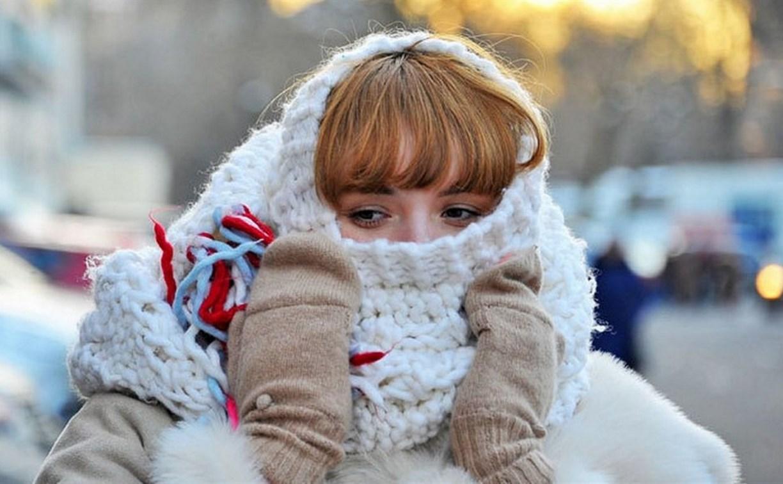 Метеопредупреждение: в Тульской области похолодает на 10 градусов