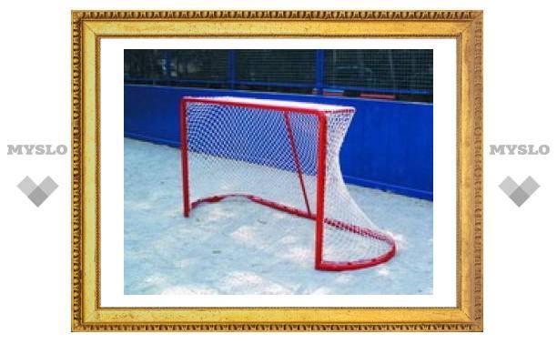 Тульские хоккеисты победили на Кубке губернатора