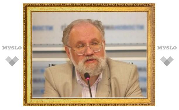 Владимир Чуров открыл свою фотовыставку в тульском музее оружия
