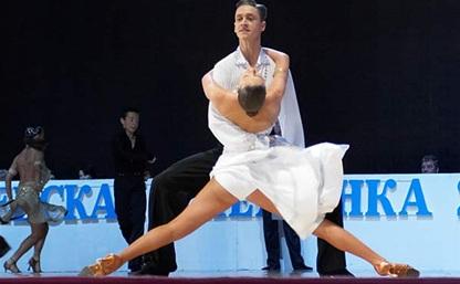 В Туле проходит турнир бальных танцев «Кубок Эдельвейса – 2014»
