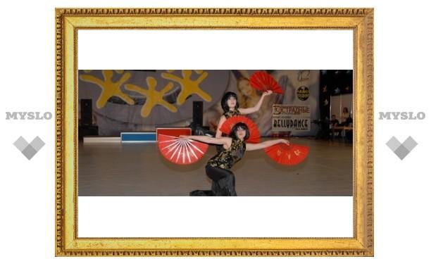 Туляков приглашают на конкурс танца