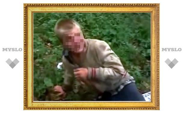 Тульская полиция проведет проверку по поводу жестокого видео из Новомосковска