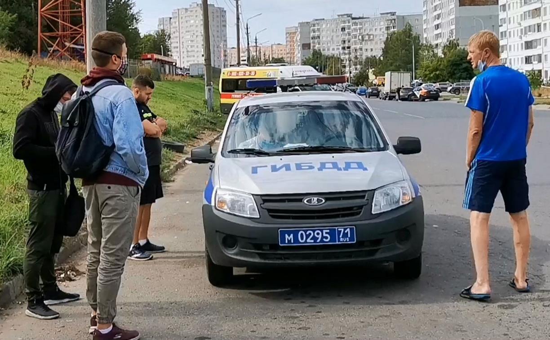 В Туле сотрудники ГИБДД проверили маршрутки с помощью подсадных пассажиров