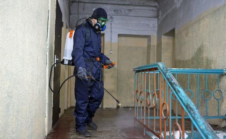 Правительство Тульской области поддержит управляющие компании в период пандемии