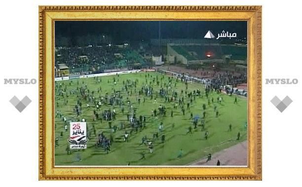 На футбольном матче в Египте повторилась аргентинская трагедия 50-летней давности