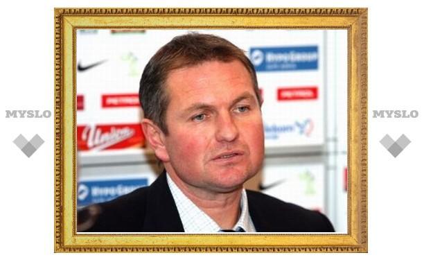 Тренер сборной Словении назвал Россию фаворитом стыковых матчей