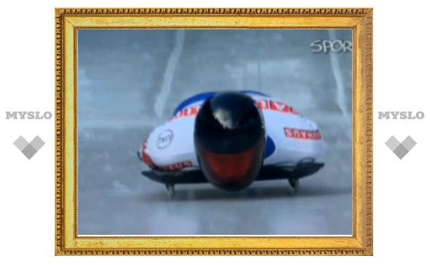 Российский скелетонист завоевал медаль чемпионата мира