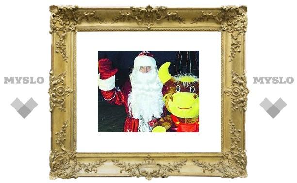 Тульские Деды Морозы - какие они?