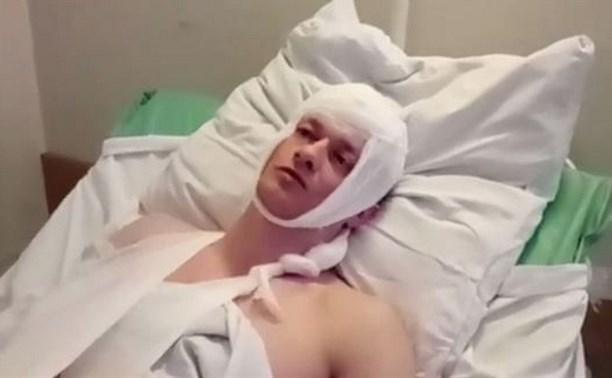 В полиции намерены возбудить уголовное дело по факту нападения на суворовского общественника