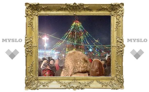 Где погулять на Новый год жителям и гостям Новомосковска, Узловой и Донского