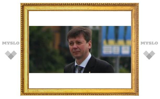 С кабинета Уколова сняли табличку