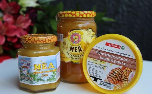 В Медовый спас пасечники Центрального Черноземья поставили в тульские «СПАРы» более тонны меда