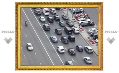 Москва стала лидером по количеству новых машин