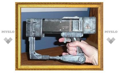 Лазерные пистолеты теперь вне закона