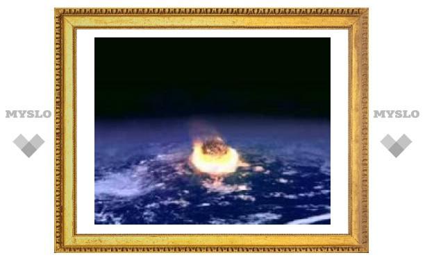 Неужели жизнь началась с метеорита?