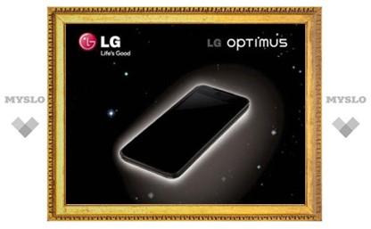 Новый смартфон LG снабдят 3D-дисплеем
