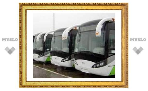 Тульские транспортники пошли в Краснодар
