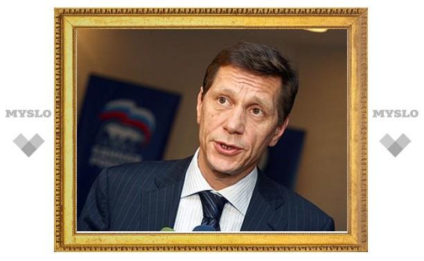 Олимпийский комитет России получил нового президента