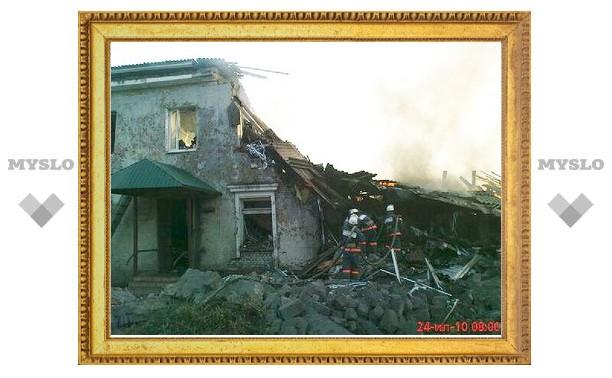 У пожарного надзора не было претензий к взорвавшейся лаборатории