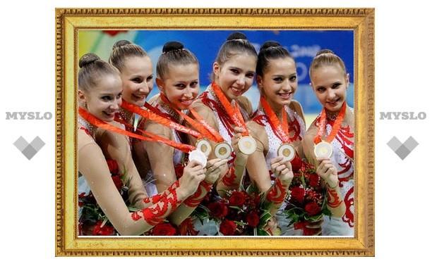 Назван состав сборной России по гимнастике на ЧМ-2011