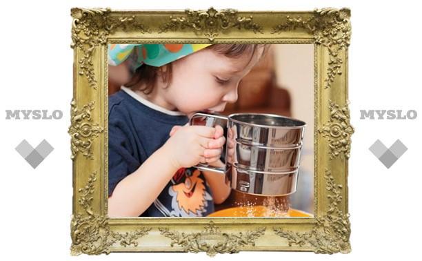 Готовим с ребёнком: Лучший способ накормить малоежку