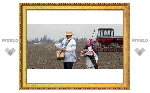 Узловские крестьяне остались без денег