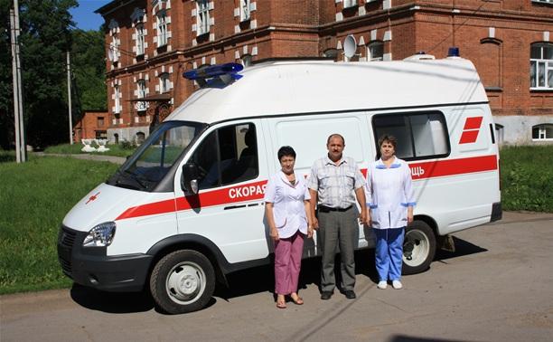Плавская районная больница отмечает 140-летие