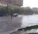 Погода в Туле 23 августа: облачность, дождь с грозой и градом